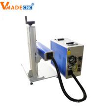 Machine de laser de fibre en métal de 30 watts