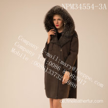 Spanien Merino Shearling Coat Winter