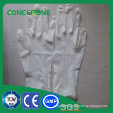 Free Powder Medical Latex Gloves