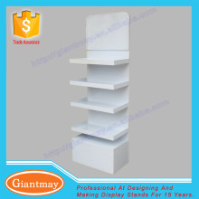 Multi-tiered Metal Retail Shop Product Display Shelves Systems