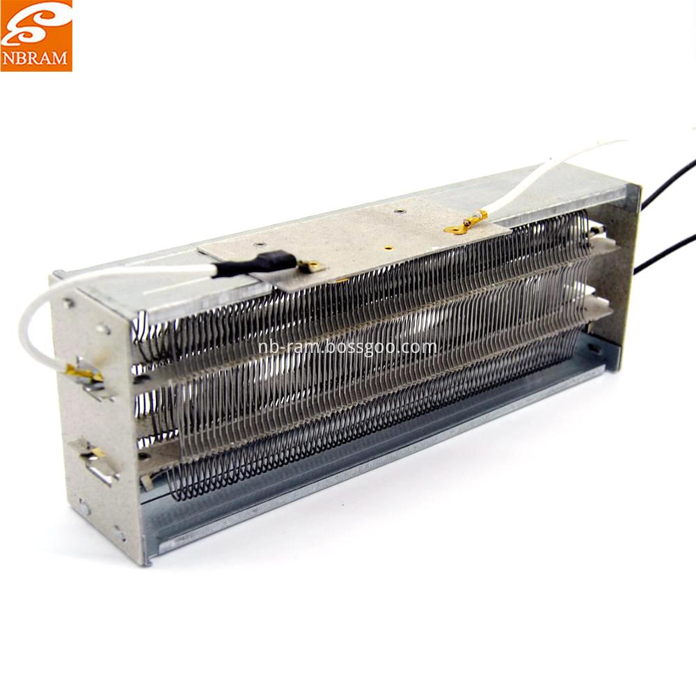 Ningbo Heating Wire Element For Fan Heater 3