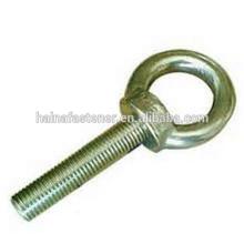 Carbon Steel Zinc Plated Eye bolt, stainless steel eye bolt eye screw