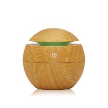 Mini humidificador ultrasónico portable del aceite esencial de 130ml USB
