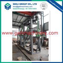 Machine à plancher à billes en acier Fabricant-CCM / Conticaster