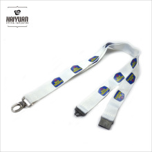 Personalised Heavy Hook Lanyards with Printed
