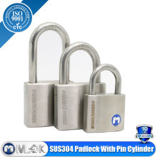 W207P safety harden padlock