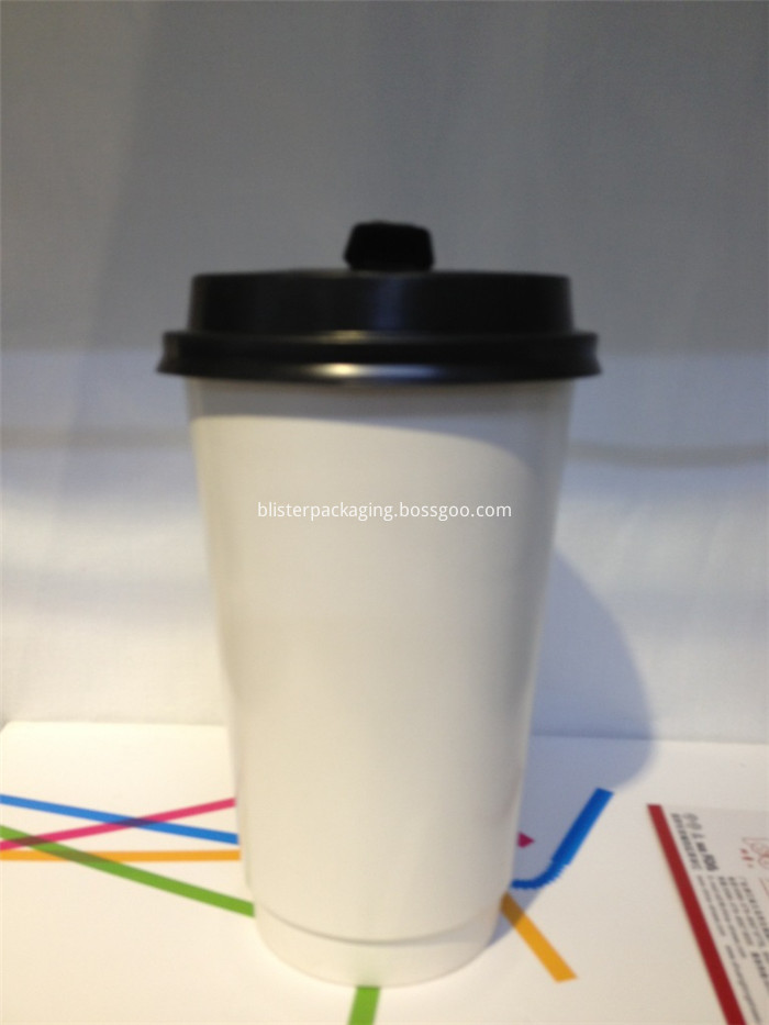 Coffee Cup Plastic Lid