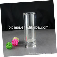 Beautiful crystal vase for home decration or gift
