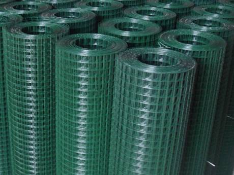 cage green wire mesh