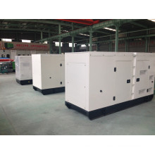 CE Approved 100kw 6 Cylinder 4stroke Diesel Generator with Low Noise (GDC125*S)
