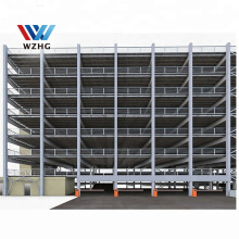 5 Floor storey  modern design metal steel structure hotel building construction projects contractor