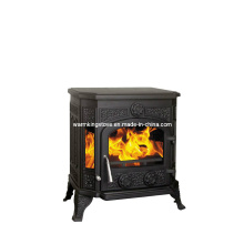 Wood Burning Cast Iron Stove
