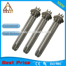Aquecedores elétricos elétricos uniformemente aquecidos