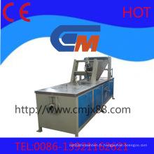 La Chine fabriquent de bonnes machines industrielles de froissement de tissu industriel de prix