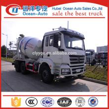 8 ~ 10cbm SHACMAN F3000 Betonmischwagen zum Verkauf