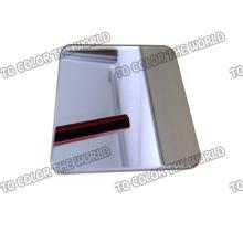 Folha 410 de alta qualidade do espelho de aço inoxidável para materiais da decoração