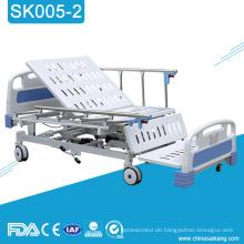 SK005-2 3-Funktion Bestes Icu Elektrisches Krankenhaus-medizinisches Bett