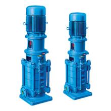 Pompe centrifuge verticale à plusieurs étages en acier inoxydable Cdl2-2