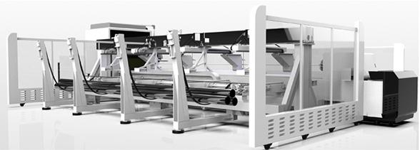 LF60MA fiber laser machine