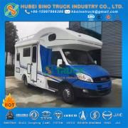 IVECO 6m panjang mewah Touring Caravan