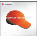 New Enhanced Safety Yellow High Visibility Reflective Cap Hat Baseball Hot Sale
