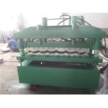 For Serbia Glazed Steel Tile Making Machine