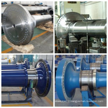 Forged Steel Turbine Shaft