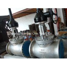 Bdk ASTM Indústria Wcb Flange Globe Valve (J61H)