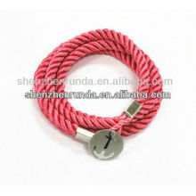 Fashion Jewelry Rope Bracelet Colorful Bracelet Manufactures & Suppliers & Factory