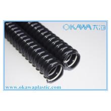 Tuyau de renforcement en acier PVC / PU