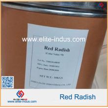 Natürliche Lebensmittelfarbe Rote Radieschenfarbe für roten Farbstoff