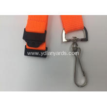 Polyester Lanyards With Any color/Custom Logo printing