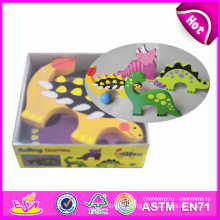 2014 New Kids Wooden Block Puzzle Toy, Popualr Cute Children Block Puzzle Toy, Lovely Baby Wooden Block Puzzle Toy W13e032