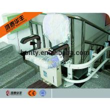 elevador de cadeira de rodas elétrico pequeno / inclinado elevador de cadeira de rodas vertical / usado cadeiras de rodas motorizado