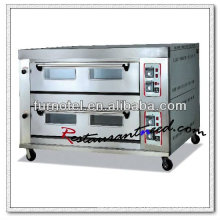 K181 Two Layers Commercial Heavy Duty Pizza Oven