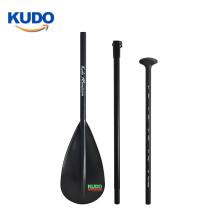 2019 Full Length 210Cm Adjustable Oval Shaft Standup Sup Paddle Carbon Shaft Strong Nylon Blade