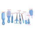 Cleaner Baby Kids Newborn Grooming Brush Kit