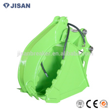 excavator power thumb, hydraulic thumb