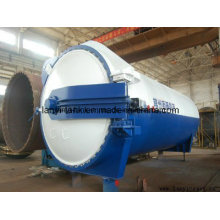 Chinese Stainless Steel Autoclaved Aerated Concrete Brick Production Line Autoclave for Industry with Valves