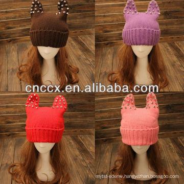 PK17ST325 latest design fashion ladies' top hat
