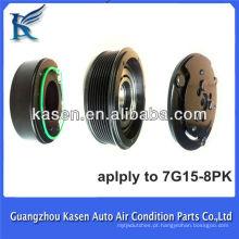 Sd7h15 embreagem magnética 24v para carros fabricantes 7G15-8PK na china