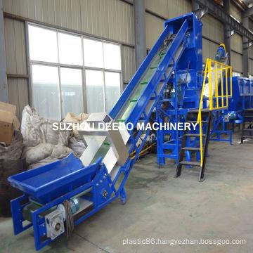 Plastic PP PE Film Crusher Machine