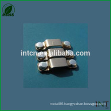 ISO certified factory supplies switch parts AgSnO electrical contacts