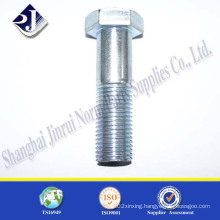 DIN931 Partial Thread Hexagon Head Bolt