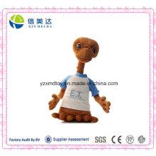 Salable New Design Dressing Extra-Terrestrial Plüsch Stuffed Spielzeug
