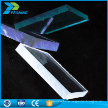 Kristallklares architektonisches Qualitätsgarantie lexan multiwall Polycarbonatdachblechpreis