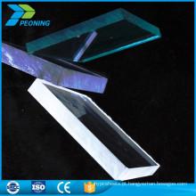 Garantia de qualidade arquitetônica cristalina lexan multiwall policarbonato folha de cobertura preço