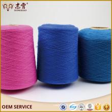 Brazo súper grueso que hace punto el hilado de lana merino gigante fornido para tejer a mano el precio es más bajo
