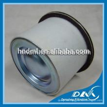 filtro del compresor de aire, elemento de filtro de separación de aceite y aire 89285779 repuestos separación de gas y aire