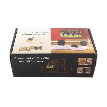 1080P VGA Audio a HDMI Converter